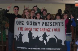 ONE Curry Rock the Change Tour